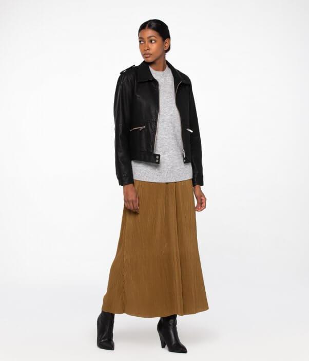 vegan leather jackets - vaughn by matt and nat