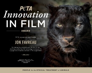 See How Jon Favreau and Disney's 'The Jungle Book' Saved Animals