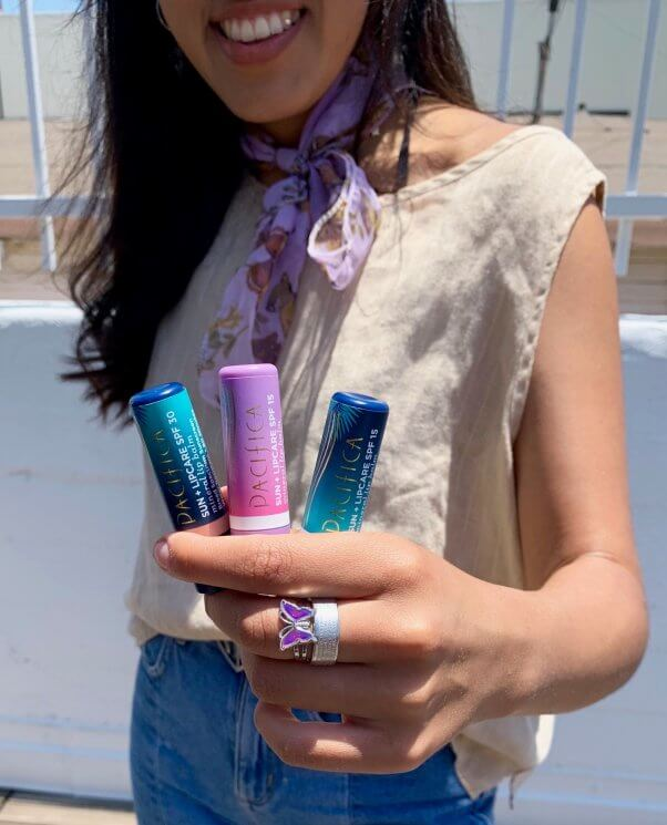 Image of Pacifica Mineral Sunscreen Lip Balm