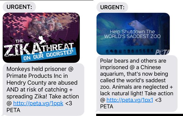 First Responder alerts
