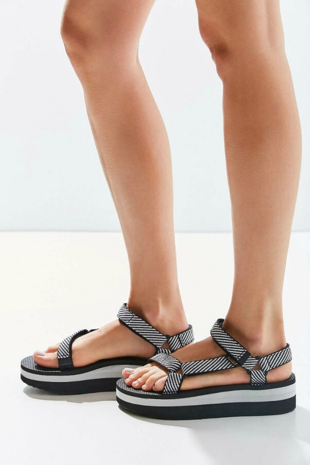 teva urban outfitter sandals