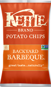 Kettle Brand Backyard Barbeque Potato Chips