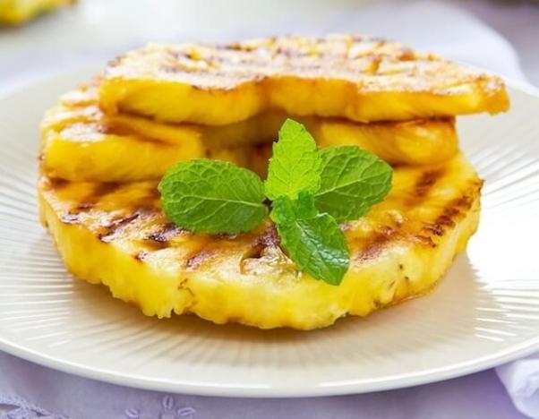 Grilled-Pineapple veg kitchen