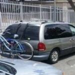 LAPD dog beater vehicle