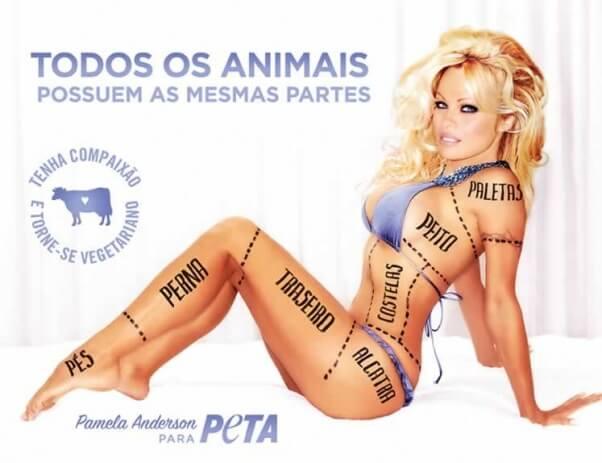 """Portuguese """"Body Parts"""" ad"""