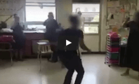 Take Action: Students Use Cat's Intestines as Jump Rope