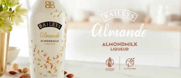Vegan Baileys Almande AlmondMilk Liqueur