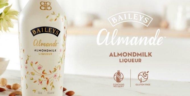 Vegan Baileys Almande Liqueur to Hit Store Shelves in March