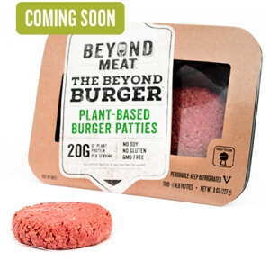The Beyond Burger Just Made Your Summer Barbecues More Delicious