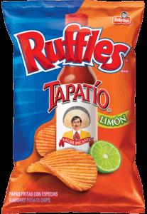 Ruffles Tapatío Límon