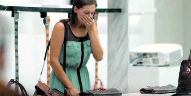 What's in Your Purse? Watch These Shoppers React in Horror