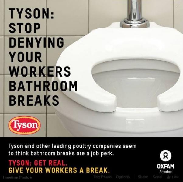 tyson oxfam facebook