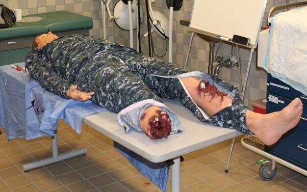 Human-patient simulator