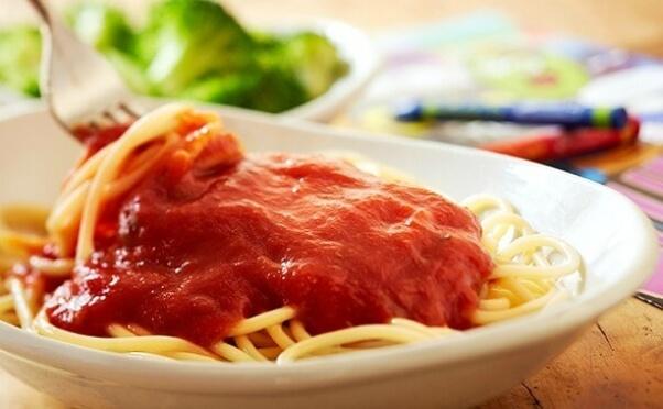 Olive garden marinara sauce recipe for Olive garden capellini pomodoro