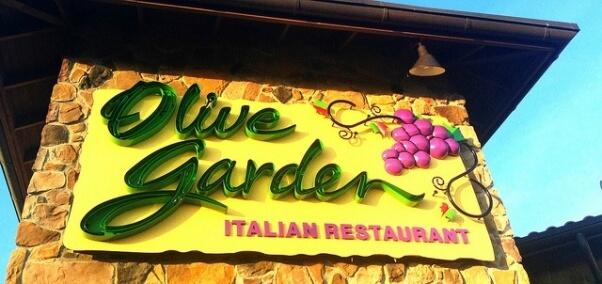 olive garden - Olive Garden Rockford Il