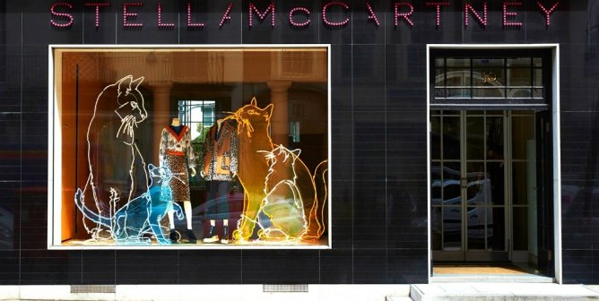 Stella McCartney Shines a Light on Spaying—and It's Neon