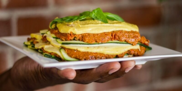 Raw vegan lasagne and its delicious peta forumfinder Image collections