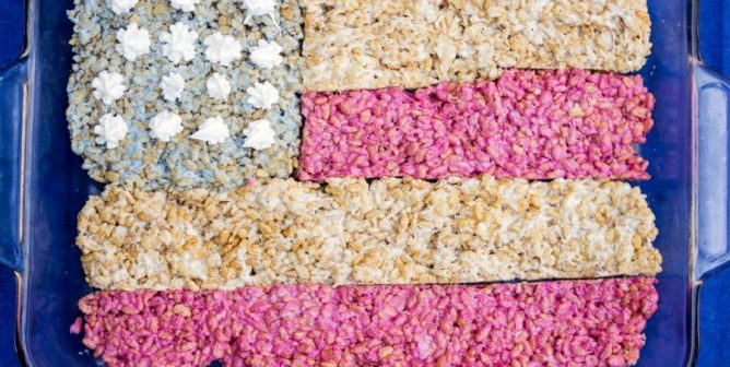 Red, White, and Blue-tiful: Pretty Vegan Dishes Fit for the Fourth