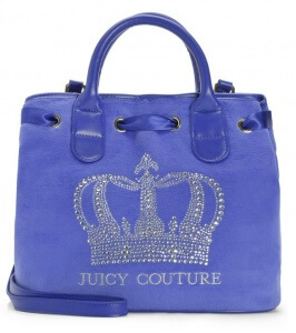 juicy couture purse wildflower