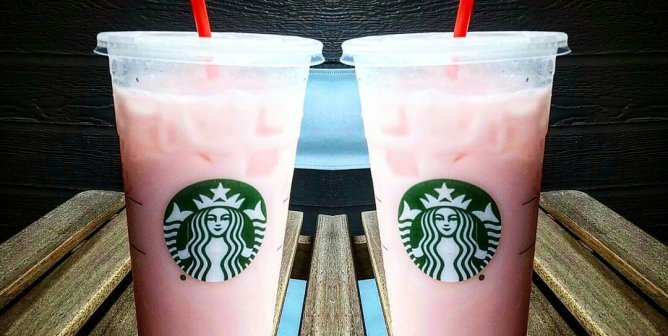 This Is The Vegan Starbucks Drink Everyone Is Going Crazy