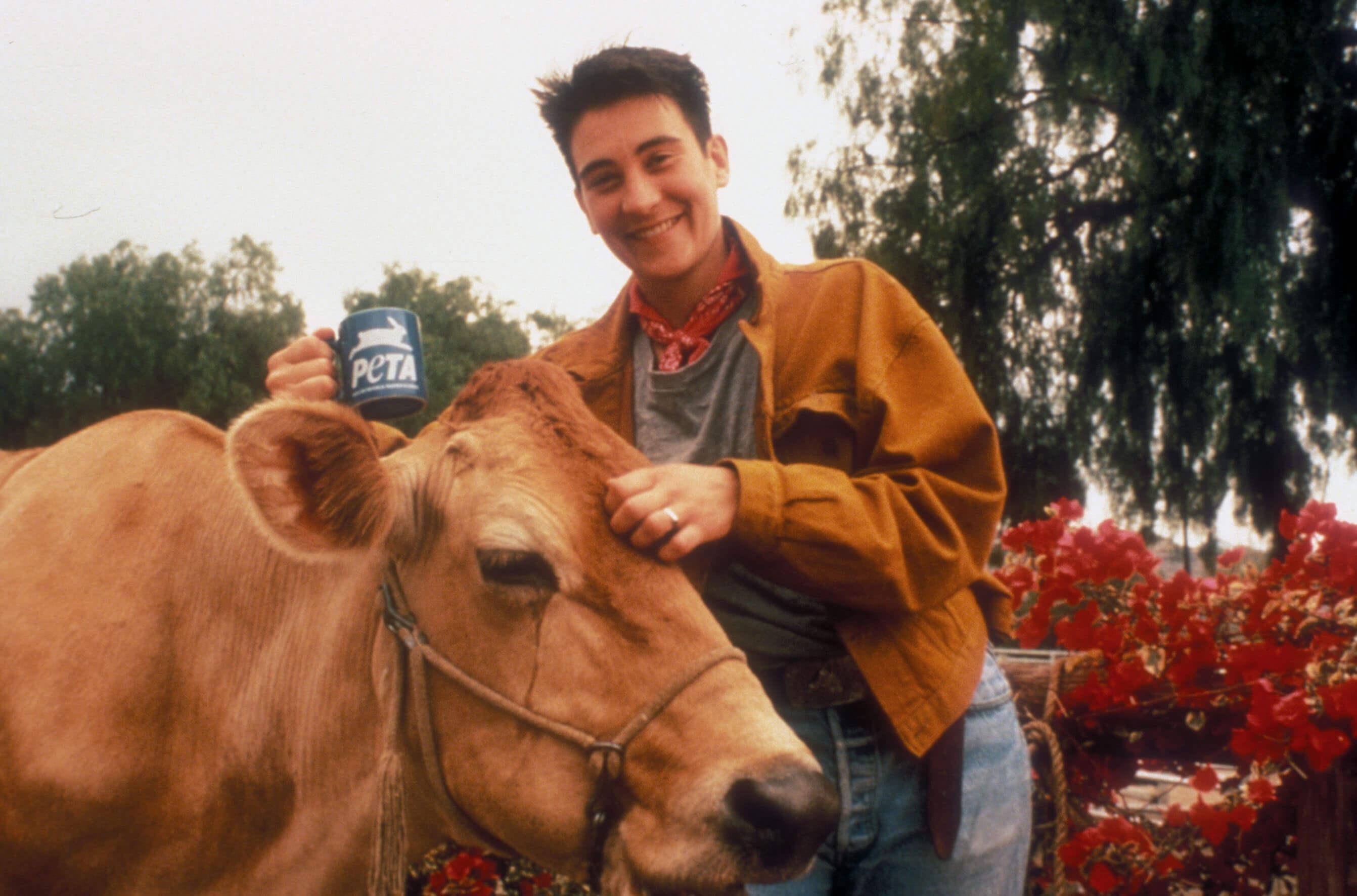 1990 – Meat Stinks