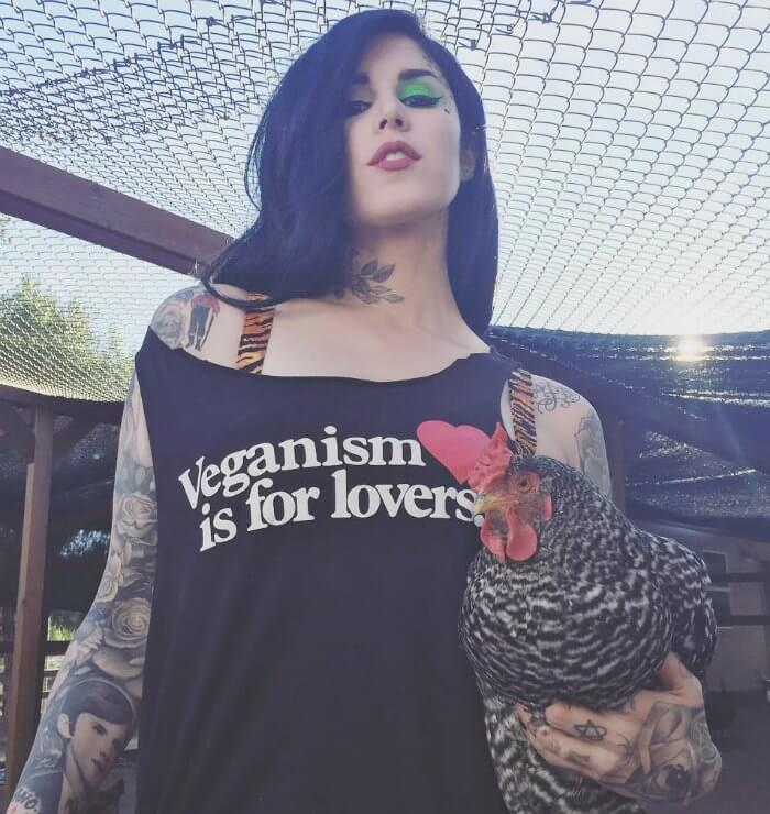 More Reasons to Love Kat Von D Beauty | PETA