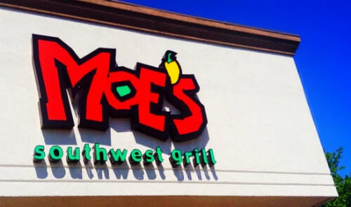 Your Guide to Eating Vegan at Moe's Southwest Grill