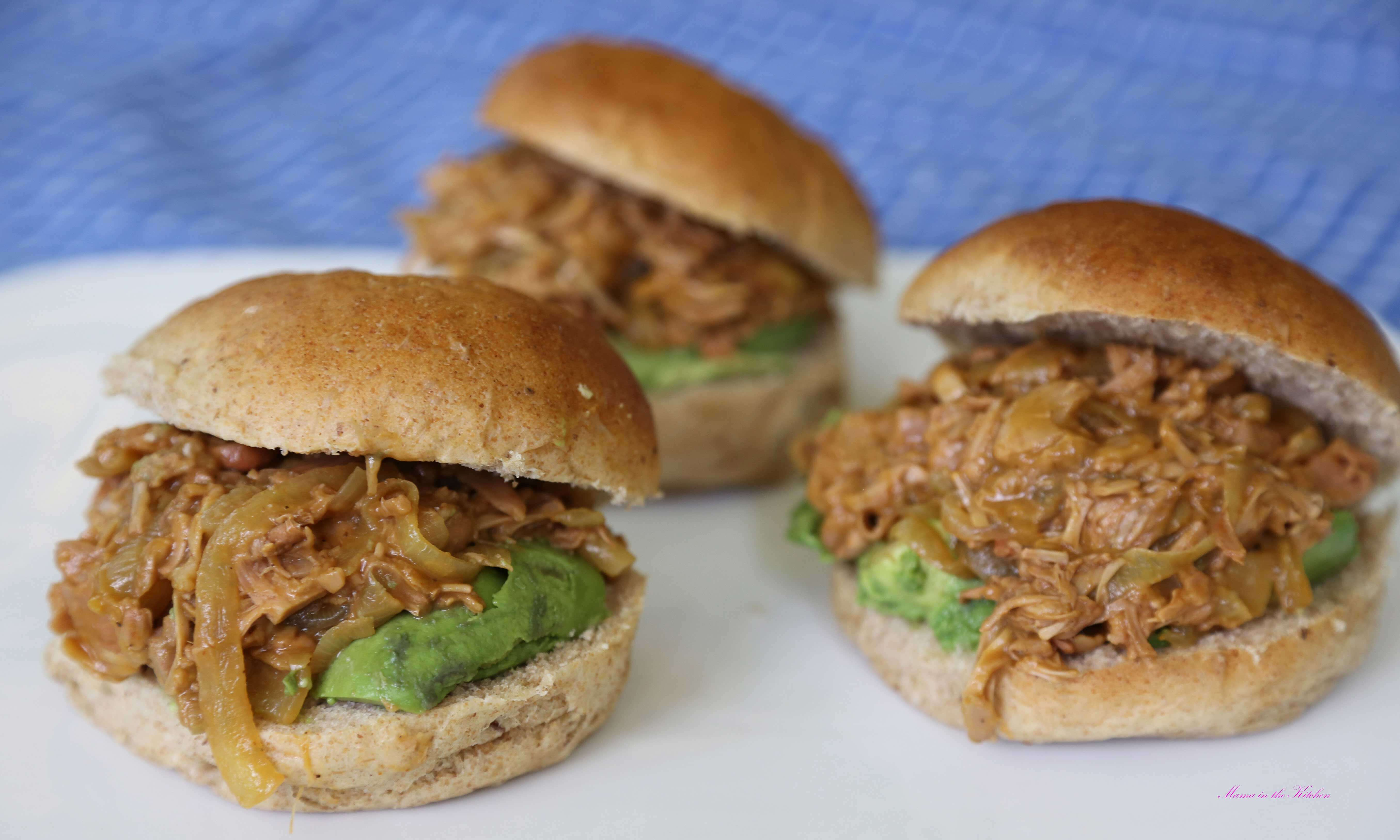 Vegan Pulled Barbecue Jackfruit Peta