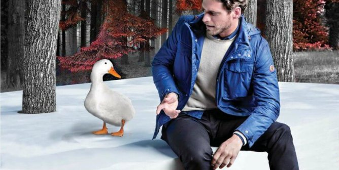 PETA and Save the Duck Collaborate on Limited-Edition Synthetic Down Jackets