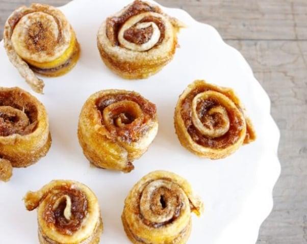 3 ingredient cinnamon rolls.