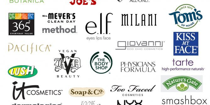 Vegan Makeup Products From Cruelty-Free Brands