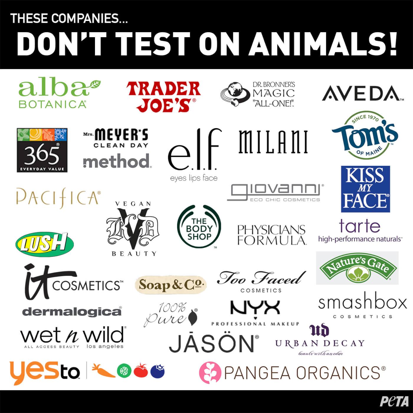 Vegan Makeup Products From Cruelty Free Brands   PETA