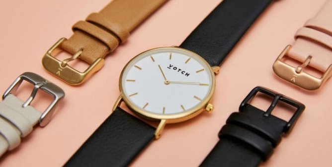 It's Time for Compassion: Stylish Vegan Watches for Men and Women