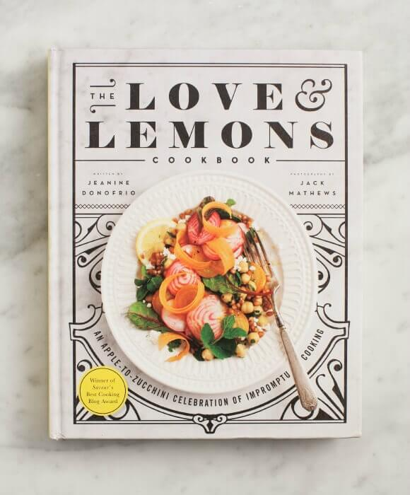 love & lemons book