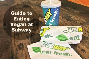 How to Eat Vegan at Subway