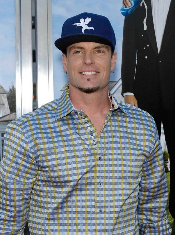 """Photo by: Michael Germana/starmaxinc.com ©2012 ALL RIGHTS RESERVED Telephone/Fax: (212) 995-1196 6/4/12 Vanilla Ice at the premiere of """"That's My Boy"""". (Westwood, CA)"""