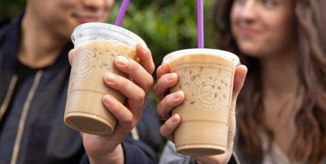 Ordering Vegan at The Coffee Bean & Tea Leaf