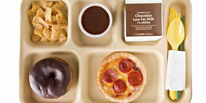 Opinion: Too Many Schools Are Still Flunking Lunch