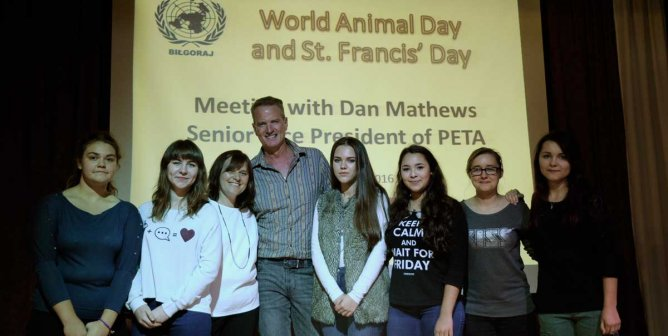 PETA Honors St. Francis and Isaac Bashevis Singer on World Animals Day