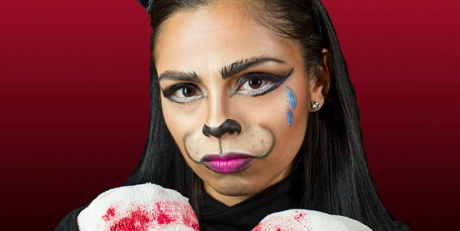Last-Minute Cat Makeup Tutorial Using All Cruelty-Free Products