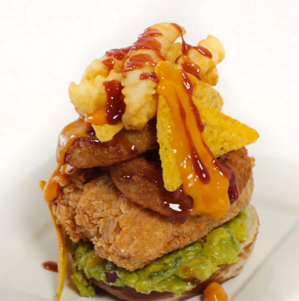 epic-stacked-vegan-burger-fries