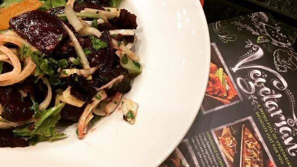 The Hard Rock Cafe Heard You Wanted More Meat-Free Options