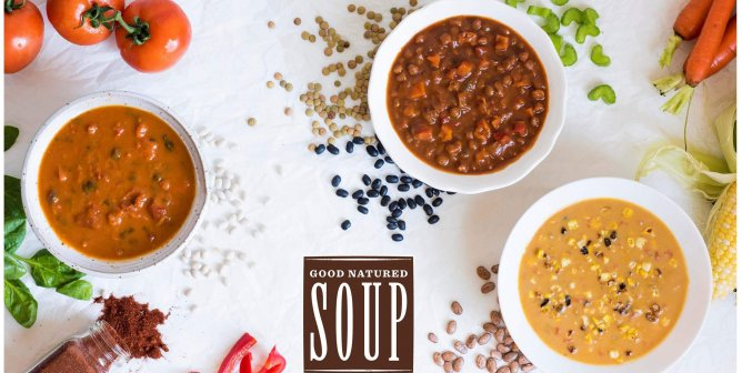 Just in Time for Soup Season, General Mills Launches New Vegan Progresso Soups