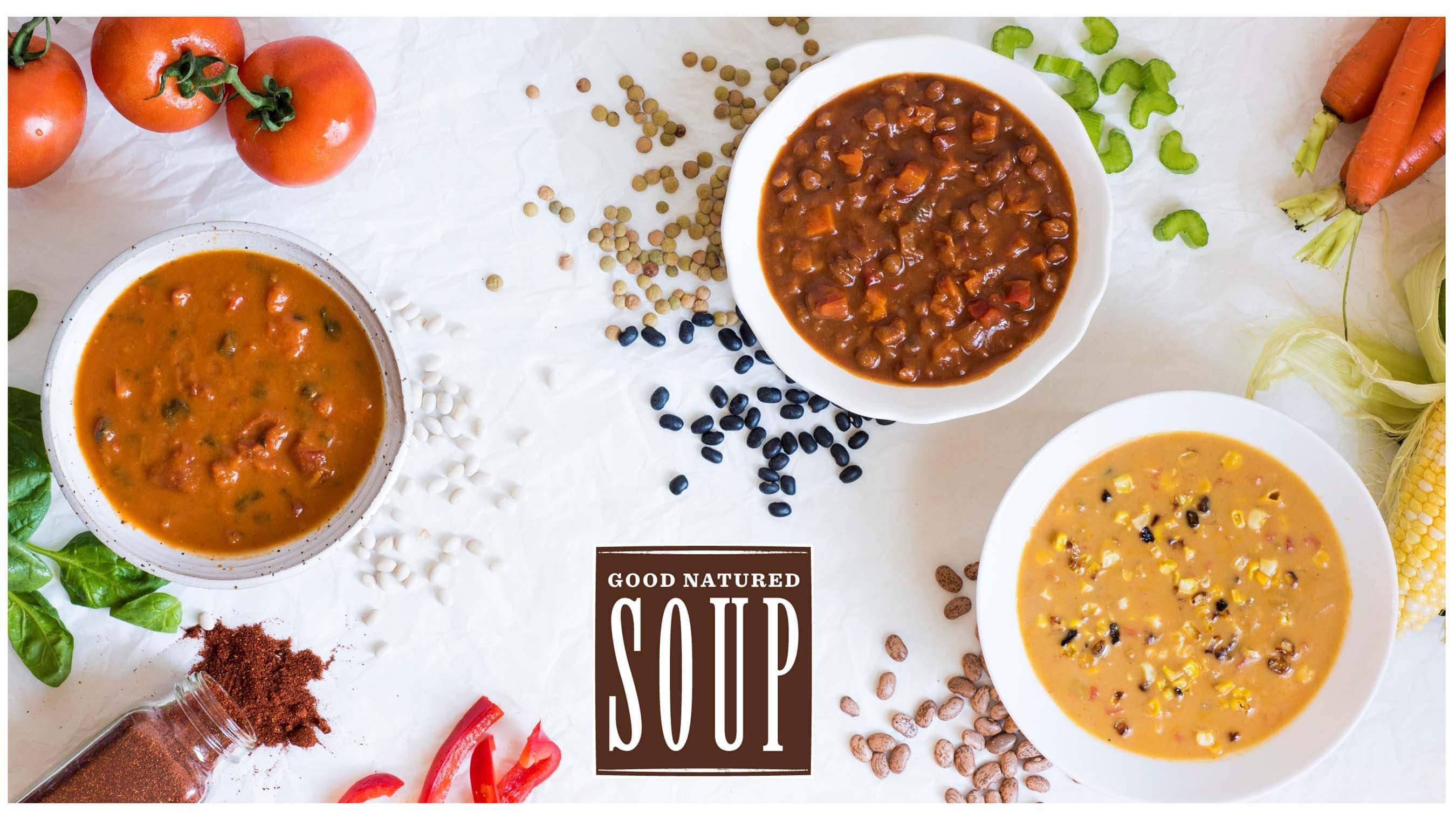 Good Natured Soups