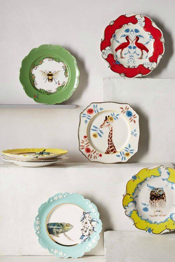 anthropologie-animal-plates