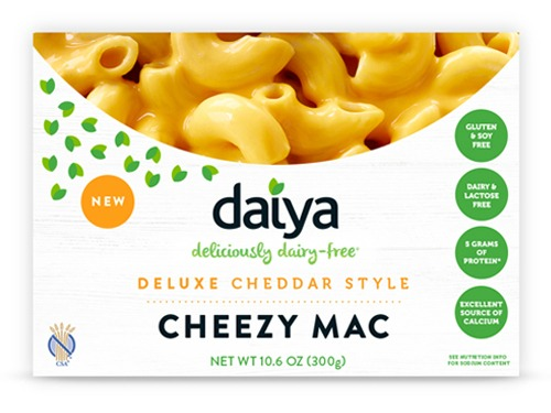 Daiya Mac and Cheddar Vegan