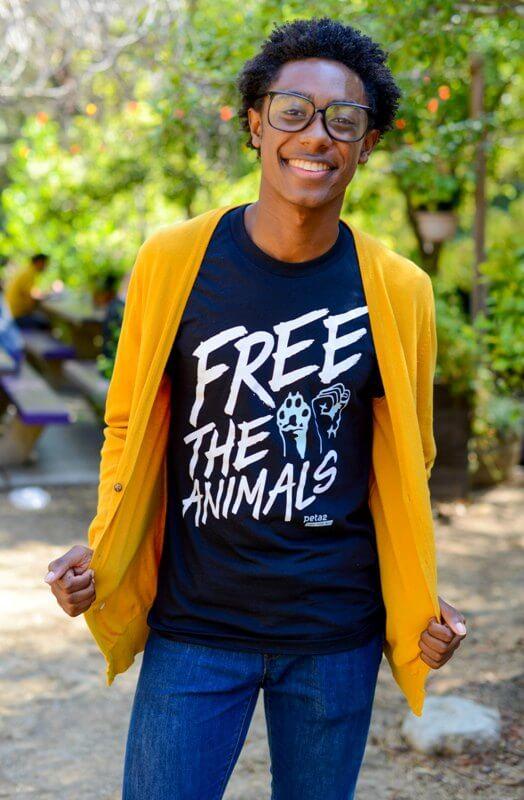 free-the-animals-shirt-peta-merch-catalog