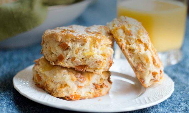 tofurky-vegan-recipe-ham-cheese-biscuits