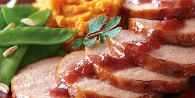 Try a Little Tenderness This Holiday Season With These Vegan Ham Products
