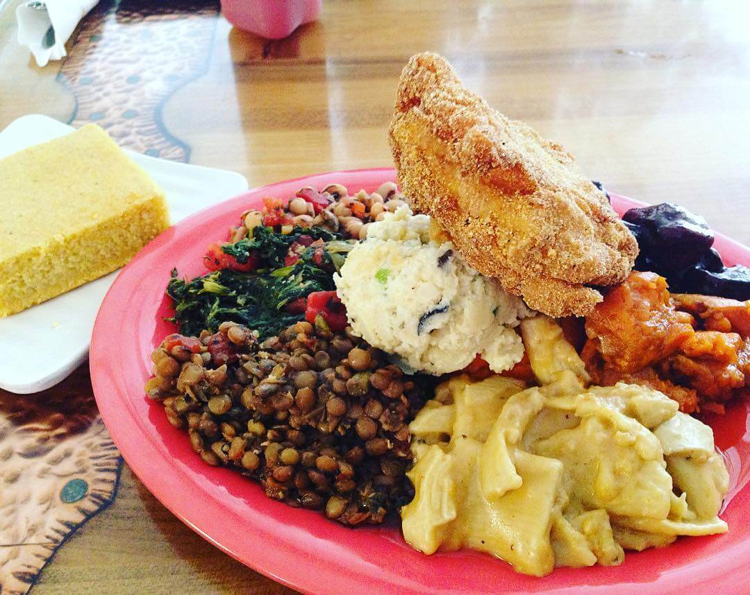 The Best Vegan Soul Food Restaurants Across the Country